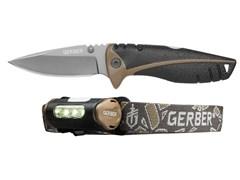 Набор складной нож+фонарь Gerber Myth 31-002406