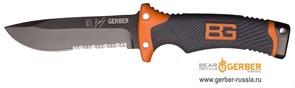 Нож фиксированный Gerber Bear Grylls Ultimate 31000751NR