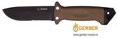 Нож фиксированный Gerber LMF II Surviva 22-01400/22-41400R