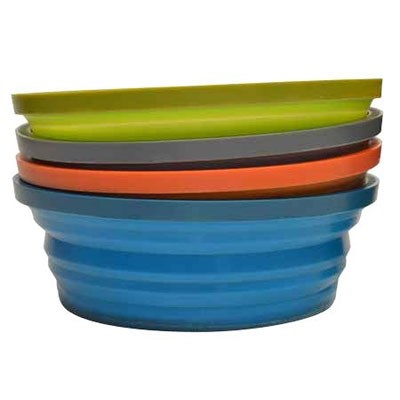 Тарелка Gerber Bear Grylls Pack-It Bowl B1403