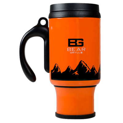 Кружка Gerber Bear Grylls The Ultimate Mug B1402OR - фото 7722
