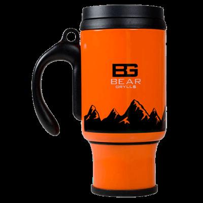 Кружка Gerber Bear Grylls The Ultimate Mug B1402OR - фото 7722