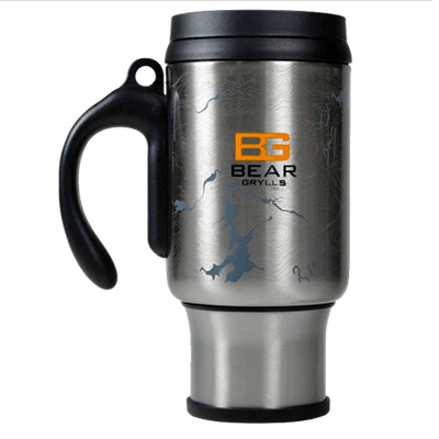 Кружка Gerber Bear Grylls The Ultimate Mug B1402SL - фото 7723