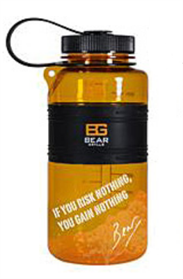 Фляга Gerber Bear Grylls Water Bottle B1405OR - фото 7725