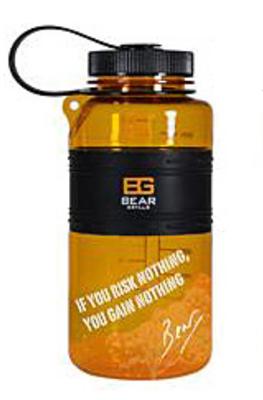 Фляга Gerber Bear Grylls Water Bottle B1405OR - фото 7725