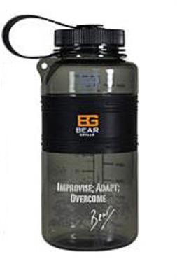 Фляга Gerber Bear Grylls Water Bottle B1405BK - фото 7728