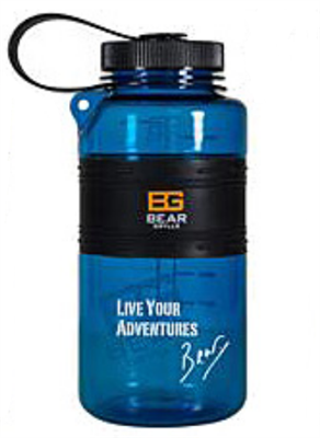 Фляга Gerber Bear Grylls Water Bottle B1405BL - фото 7730