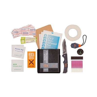Набор для выживания Bear Grylls Scout Essentials Kit 31-001078 - фото 7803