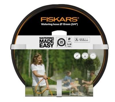 """Шланг Fiskars 1023653 O 19 мм (3/4"""") 20 м Q3 - фото 8160"""