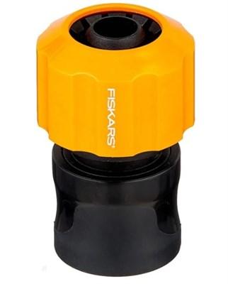 """Коннектор Fiskars 1023670 для шланга 19мм 3/4"""" - фото 8179"""