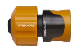 """Коннектор Fiskars 1023671 с автостопом 19мм 3/4"""""""